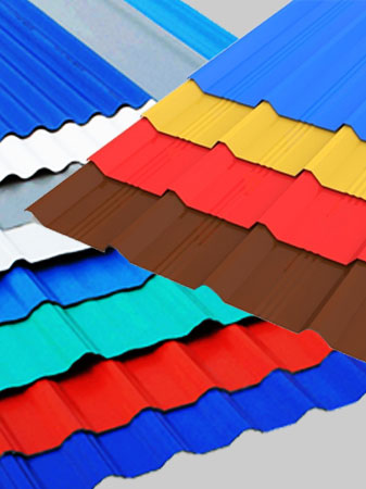 SUPER COLOR - The Future of Roofing